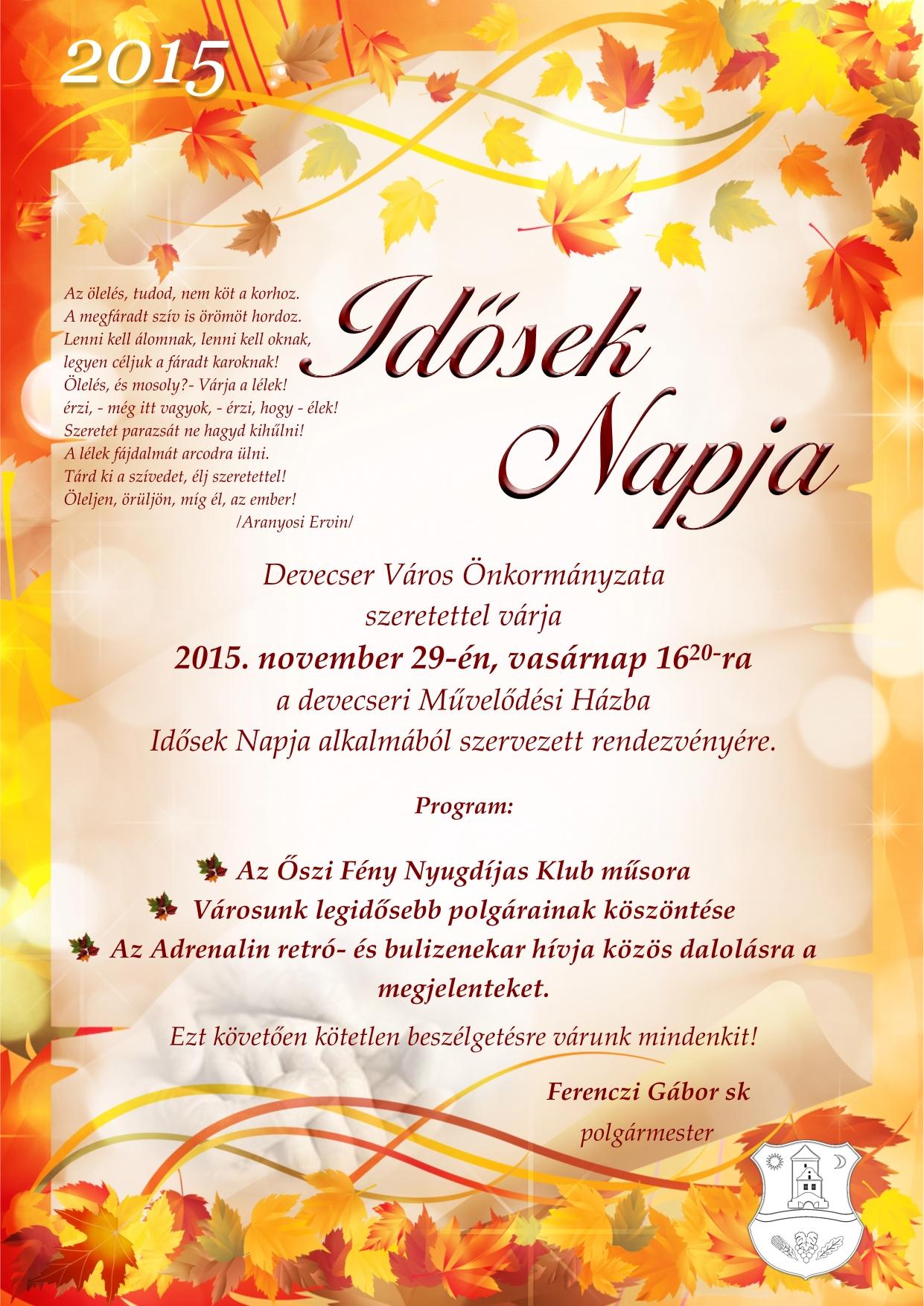 A padéi idősek advent- és évzáró találkozója – Nagybecskereki Egyházmegye