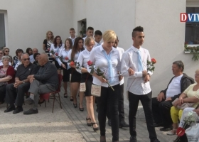 Ballagás a Magyar Máltai Szeretetszolgálat Devecseri Szakközépiskolájában