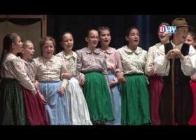 Bakony-Somló Népművészeti Találkozó    Gyermek néptánc gála