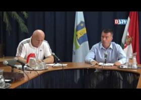 Devecser Város Önkormányzatának 2016.08.01-jei Képviselő-testületi ülése