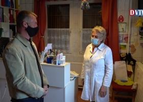 Dr. Ferencz Judit köszöntése