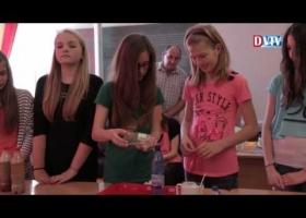 Rendhagyó kémia óra az iskolában