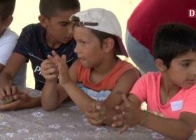 Erzsébet tábor a Devecseri Szociális Alapszolgáltatási Központ szervezésében
