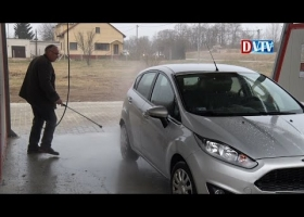 Önkiszolgáló autómosó nyílt Devecserben