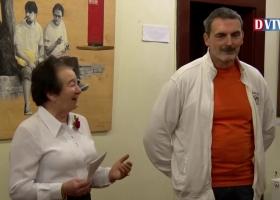 Tóth György -  Retrospektív című kiállítása