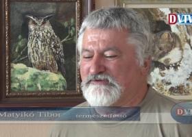 Matyikó Tibor - Barátom a természet című kiállítása
