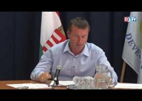 Devecser Város Önkormányzatának 2016.06.29-i Képviselő-testületi ülése