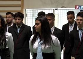 Elballagtak a Máltai Szakközépiskola végzős diákjai