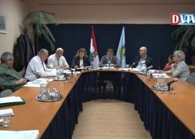 Devecser Város Önkormányzatának 2017.11.29-i Képviselő-testületi ülése