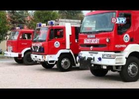 Magyar Vöröskereszt katasztrófavédelmi felkészítés és bemutató