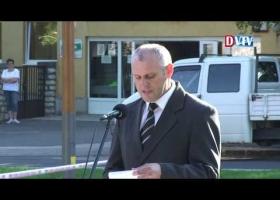 A Gárdonyi Géza Általános Iskola tanévnyitó ünnepsége