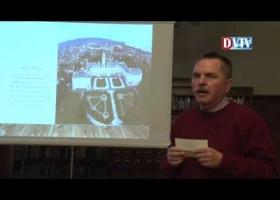Utazás a Balaton körül versek szárnyán - Czeidli József vetített képes előadása