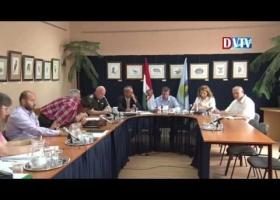 Devecser Város Önkormányzatának 2017.05.31-i Képviselő-testületi ülése