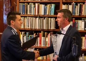 Átadták az Év Devecseri Rendőre díjat