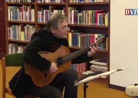 Tar Lajos gitárestje Devecserben