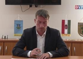 Rendkívüli polgármesteri tájékoztató 2020.03.17.