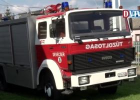 Korszerű tűzoltóautóval gazdagodott Devecser