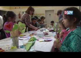 Húsvétváró kézműves műhely