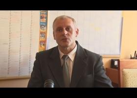 Mayer Gábor intézményvezető az iskolakezdésről