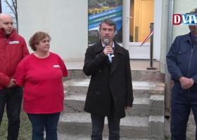 Irodát kaptak a devecseri polgárőrök és a Magyar Vöröskereszt