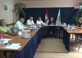 Devecser Város Önkormányzatának 2018.06.20-i Képviselő-testületi ülése