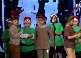 Devecseri iskolások karácsonyi műsora