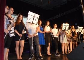 Devecseri Zeneiskola jubileumi koncert