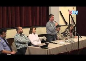Lakossági fórum a köztisztaság, a közbiztonság, az együttélési szabályok betartása kérdéskörben