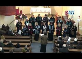 A Jubilate Nőikar Adventi hangversenye