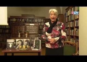 Író olvasó találkozó Gróf Nádasdy Borbála írónővel