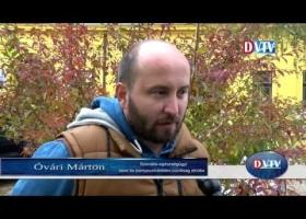 Interjú Óvári Mártonnal az otthoni hulladékégetésről