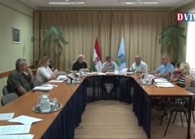 Devecser Város Önkormányzatának 2019.06.19-i Képviselő-testületi ülése